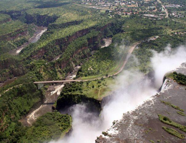 Kalahari Tours - Victoria Falls